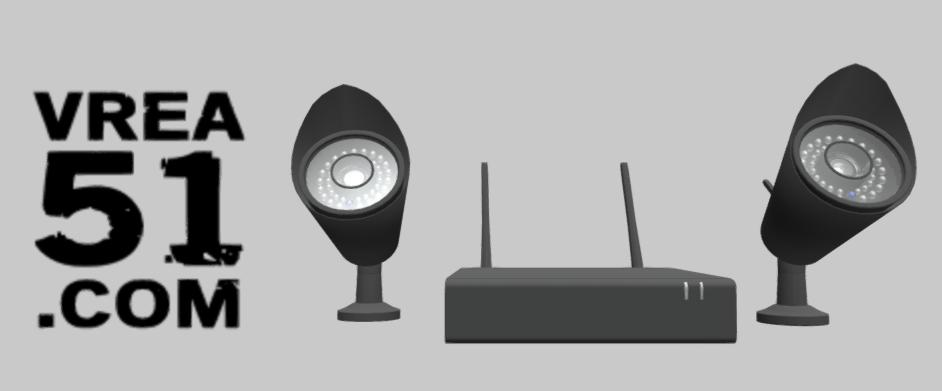 3D Build: Security System